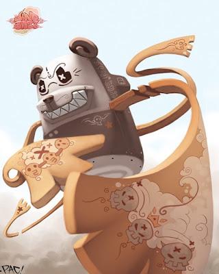 pac panda 3