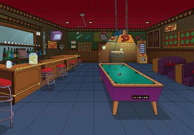 moe'nun barı