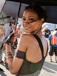 The Losers 2 Zoe Saldana