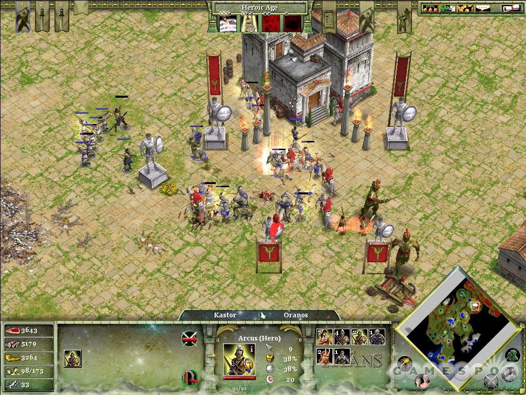 Age Of Mythology + The Titans (Full) (Crack) (600mb) (1link) (Espaol)