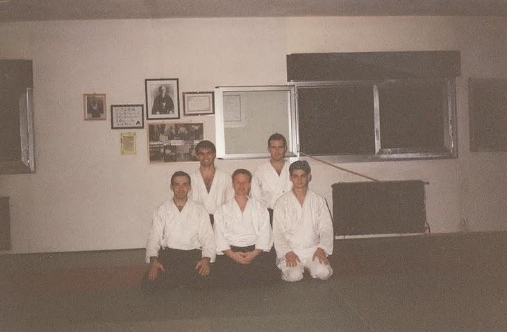 Cu Maestrul Massimo Castelli, Mogliano-Veneto, 1994