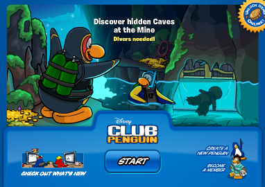 Discover hidden Caves at the Mine - Divers needed!