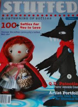 Featured in US Stuffed First Issue 2009