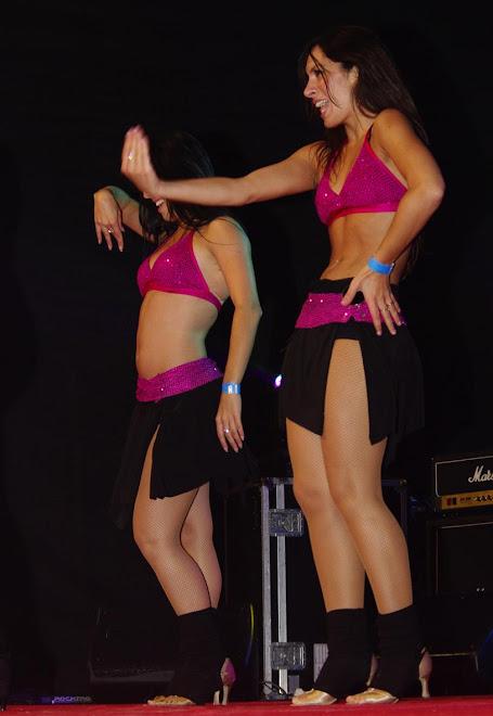 drugi dve plesalki