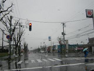 大川町のあたり
