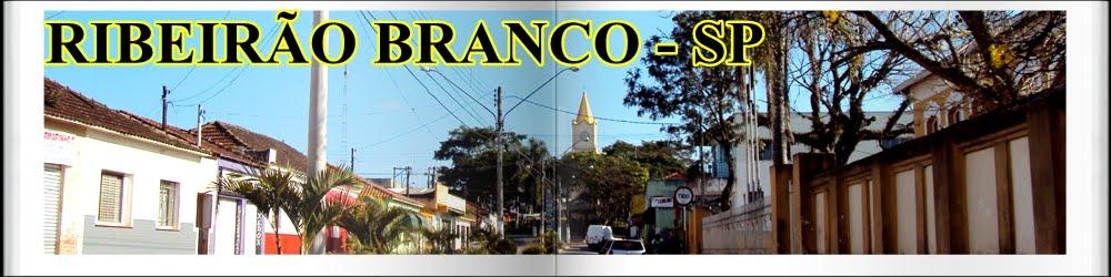 RIBEIRÃO BRANCO