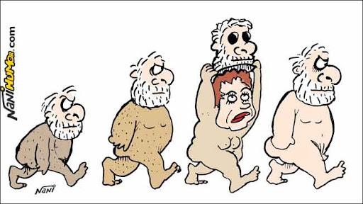 Lula e a Evolução do Homem