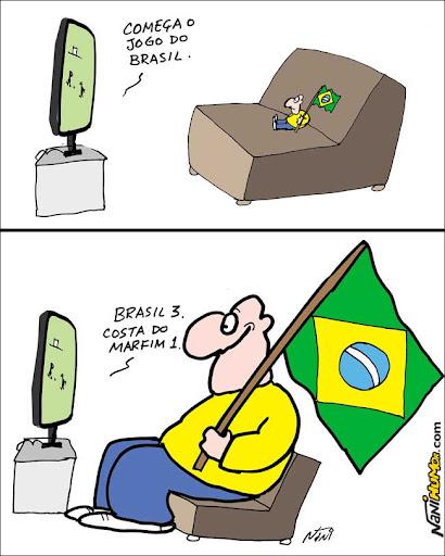 Brasil X Costa do Marfim