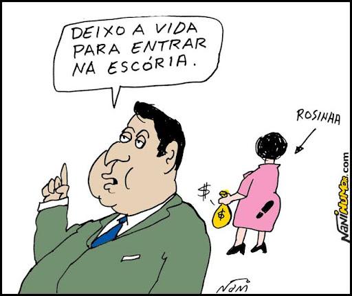 Garotinho e Rosinha cassados ou quando a política nos da alegria: