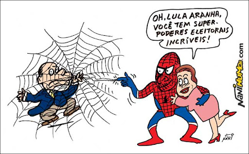 Lula-Aranha