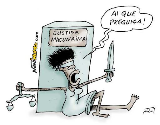 Justiça Macunaíma