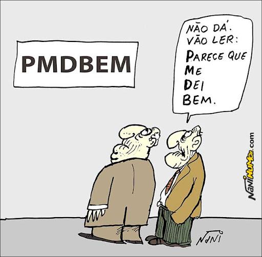 União do PMDB com DEM