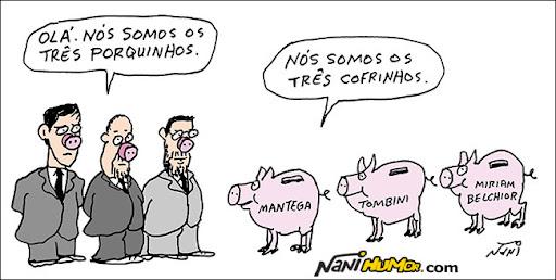 Dilma e suas nomeações