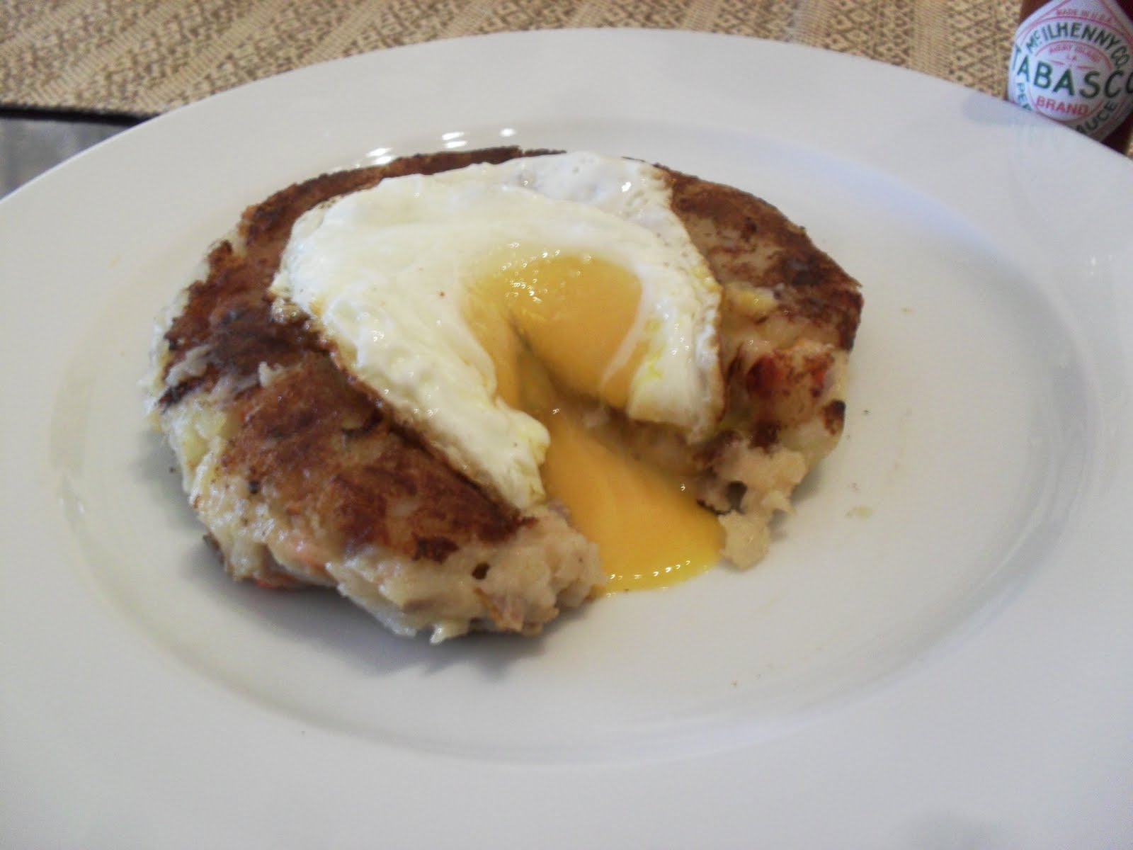 Turkey Hash Patties Recipe — Dishmaps