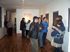 Inauguración en la Gallery 21. New Jersey