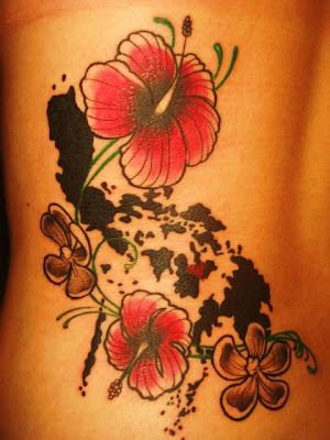 robert downey sampaguita tattoo. Black Bedroom Furniture Sets. Home Design Ideas