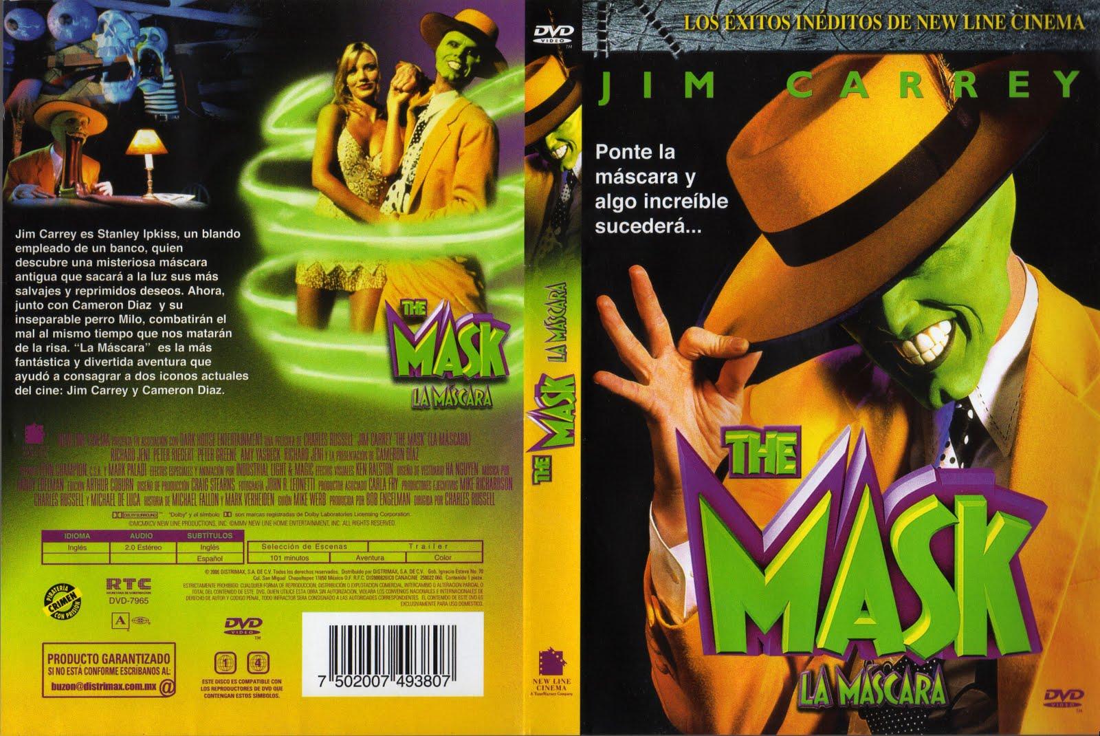 Descargar El Hijo de la Mascara [Latino] [DvdRip Rmvb] [350 Mb] [1