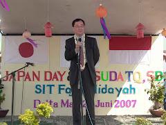 Japan Day di Sekolah
