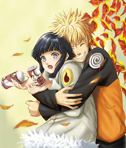 Hinata And Naruto Love Wallpaper