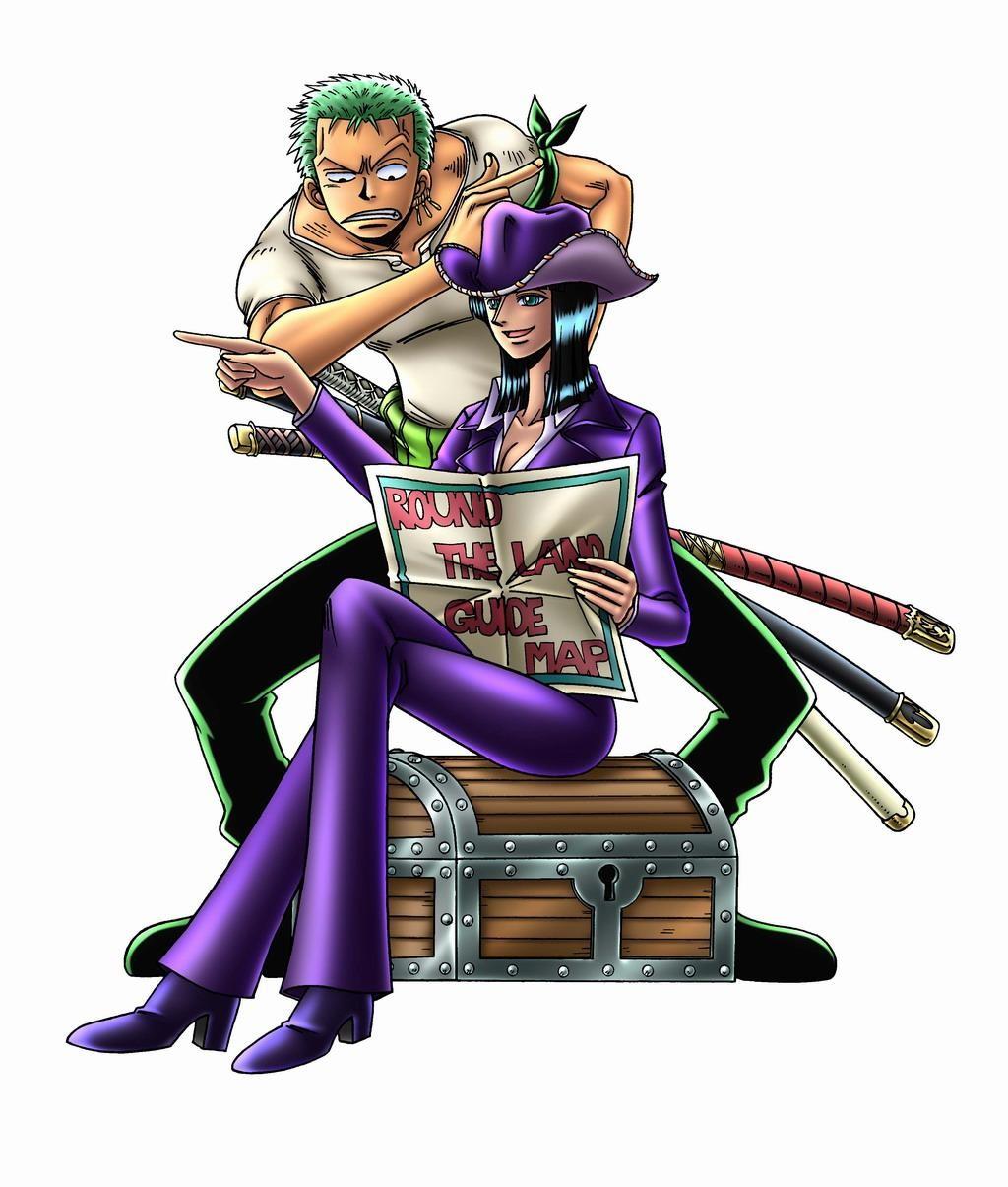 Wallpaper Nico Robin One Piece