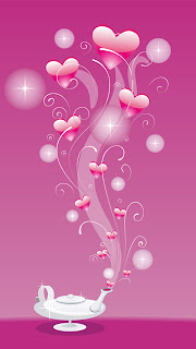 Nokia 5800 Xpressmusic Wallpapers Valentine Day Wallpapers For
