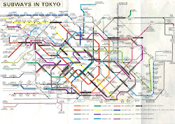 Tokyo Subway System