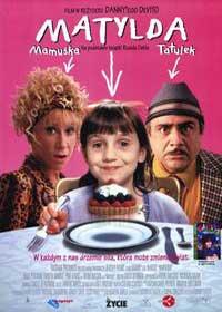 Capa do Filme Matilda