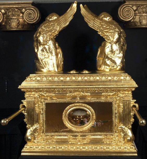 golden armor ark of the covenant