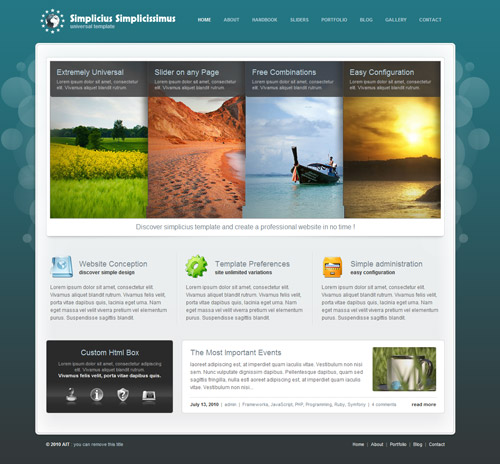 Simplicius Simplicissimus Universal Wordpress Theme Free Download by ThemeJunkie.