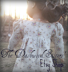 """Like"" the Dashwood Sister's Etsy Shop on Facebook!"