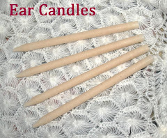 Ear Candles Wholesale & Retail Orders contact allnatural@suddenlink.net