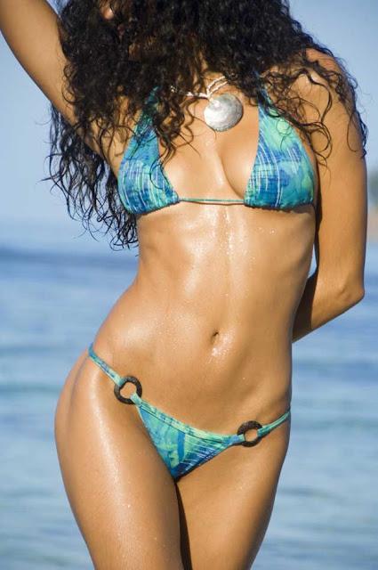 I want a bikini body