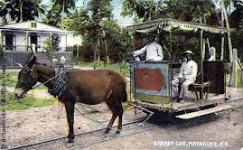 Vintage View Street Car, Mayaguez, PR
