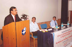Inaugural address by Prof. S P Parashar of the workshop