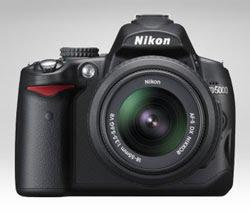 Nikon DSLR D5000