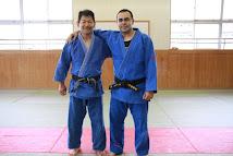 Hatanaka Sensei ( Quinto grau de judo - Pela Kodokan )