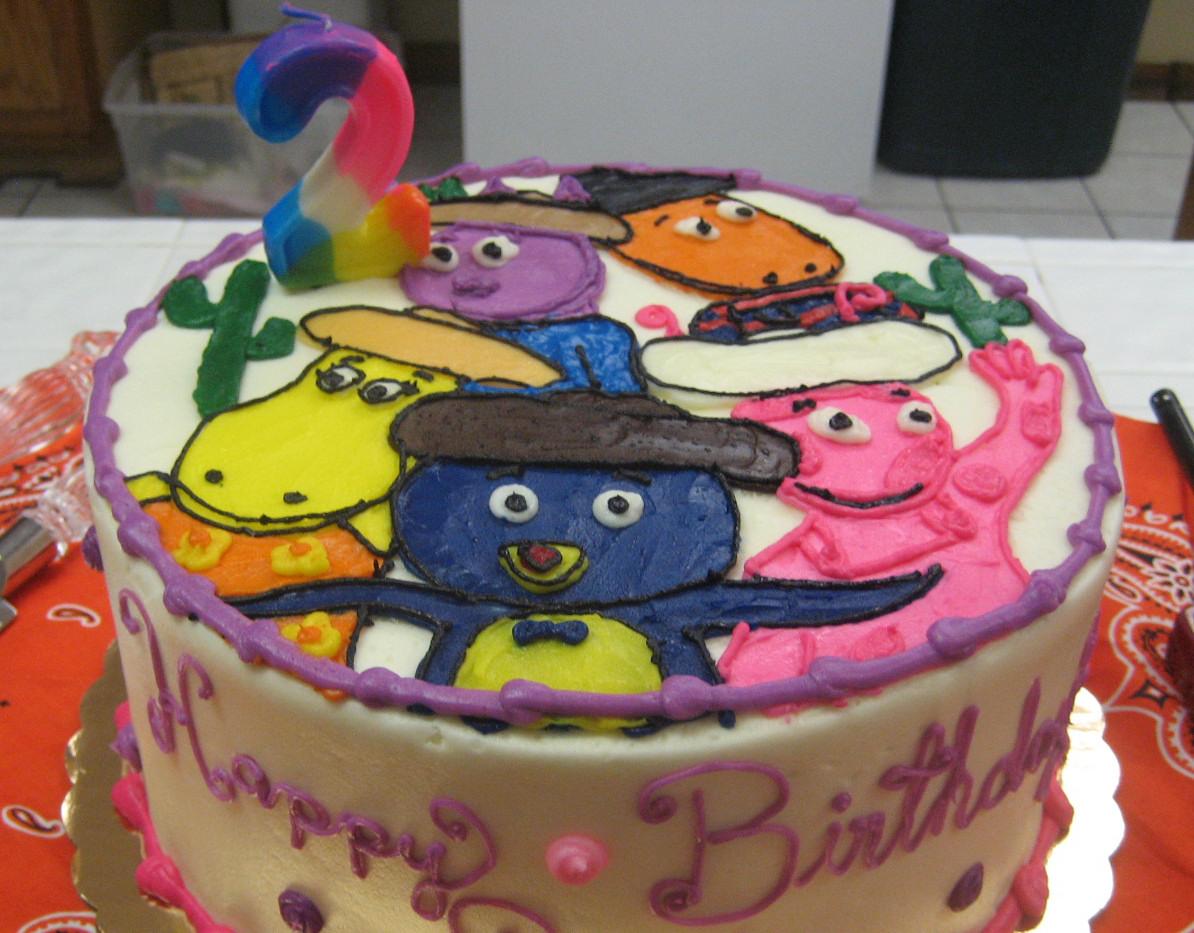 Western Kids Cake