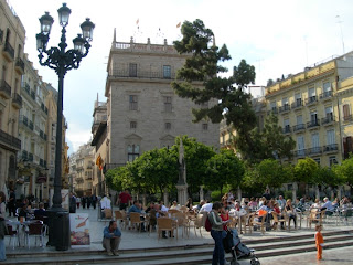 Palau de la Generalitat a València