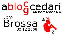 Abloccedari ablogcedari Joan Brossa