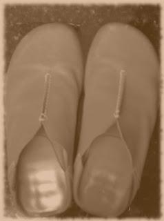 Els peus cansats
