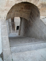 Escales cap avall