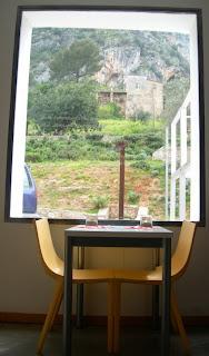 La maga vora el castell de Xàtiva