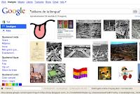 Talibans de la llengua, segons Google