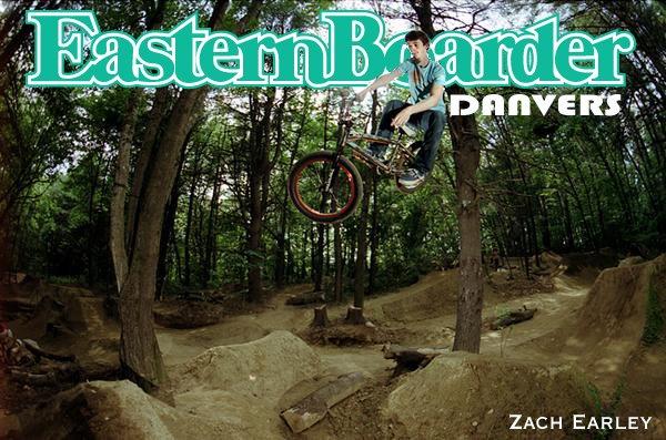 EB DANVER BMX TEAM
