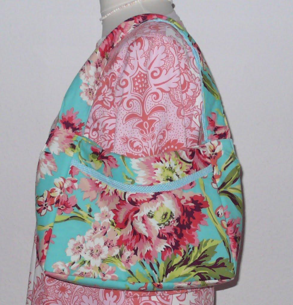 lilofee- design: Amy Butler Mantel