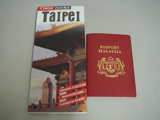 Map & Passport