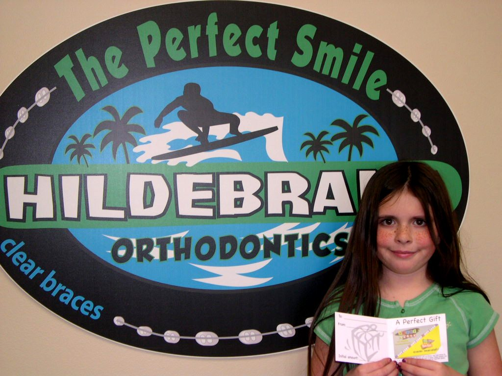 Contests and Events at Hildebrand Orthodontics