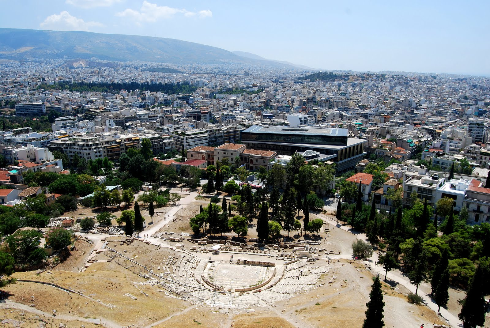 MuseumChick: The New Acropolis Museum in Athens