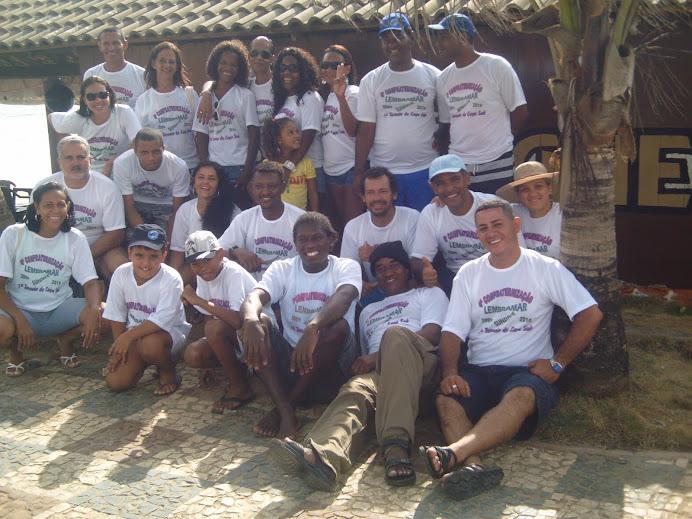 4ª Confraternização Lembramar 1ª Torneio de caça sub Sundive