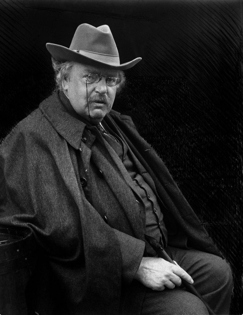 Chesterton; Amigos da Cruz